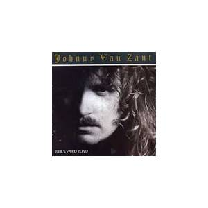 Johnny Van Zant: Brickyard Road - Cover