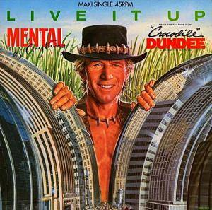 Mental As Anything: Live It Up - Cover