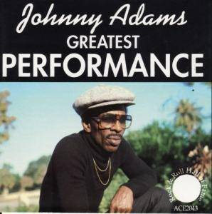 Cover - Johnny Adams: Greatest Performance