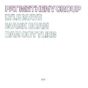 Pat Metheny Group: Pat Metheny Group - Cover