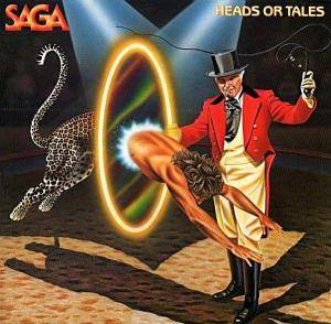 Saga: Heads Or Tales (LP) - Bild 1
