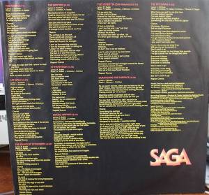 Saga: Heads Or Tales (LP) - Bild 4
