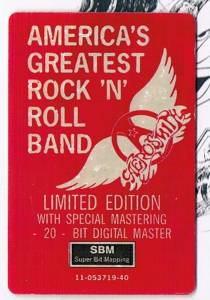 Aerosmith: Draw The Line (CD) - Bild 5