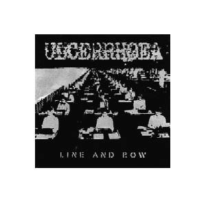 Cover - Ulcerrhoea: Line And Row