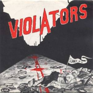 Cover - Violators: Summer Of '81