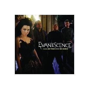 Evanescence: Call Me When You're Sober - Cover