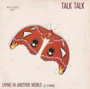 Talk Talk: Living In Another World - Cover