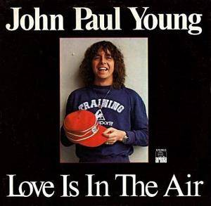 Cover - John Paul Young: Love Is In The Air