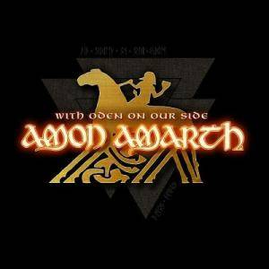 Amon Amarth: With Oden On Our Side - Cover