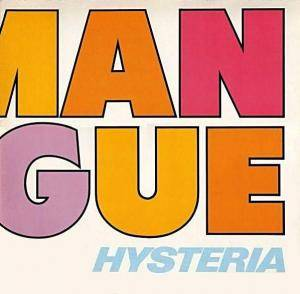 The Human League: Hysteria - Cover