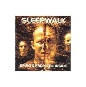 Cover - Sleepwalk: Spirits From The Inside