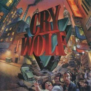Cry Wolf: Crunch - Cover