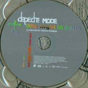 Depeche Mode: One Night In Paris - The Exciter Tour (2-DVD) - Bild 3