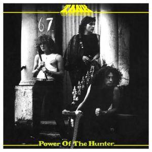 Tank: Power Of The Hunter - Cover