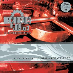 Machineries Of Joy Vol. 3 - Cover