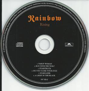 Rainbow: Rising (CD) - Bild 3