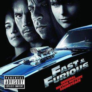 Fast & Furious (Original Motion Picture Soundtrack) - Cover