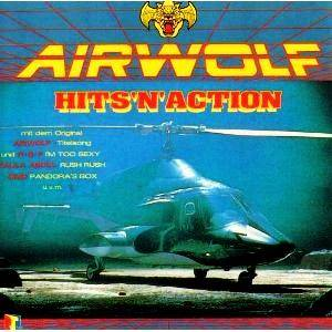 Cover - Art Of Noise Feat. Duane Eddy, The: Airwolf, Hits 'n' Action
