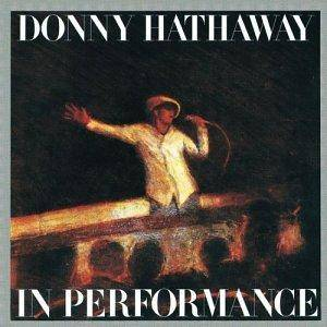 Cover - Donny Hathaway: In Performance