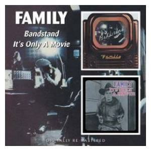 Cover - Family: Bandstand / It's Only A Movie