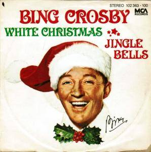 Cover - Bing Crosby & The Andrews Sisters: White Christmas / Jingle Bells