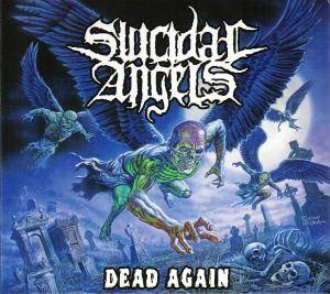 Suicidal Angels: Dead Again - Cover