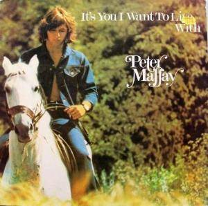 Cover - Peter Maffay: It's You I Want To Live With