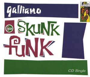 Galliano: Skunk Funk - Cover