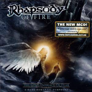 Rhapsody Of Fire: The Cold Embrace Of Fear (Mini-CD / EP) - Bild 2