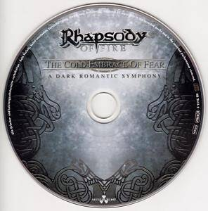 Rhapsody Of Fire: The Cold Embrace Of Fear (Mini-CD / EP) - Bild 3
