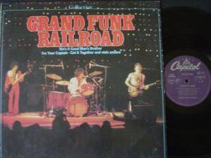 Cover - Grand Funk Railroad: Collection