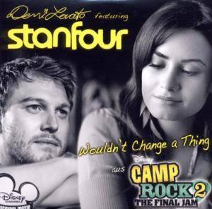 Cover - Demi Lovato: Wouldn't Change A Thing (Featuring Stanfour)