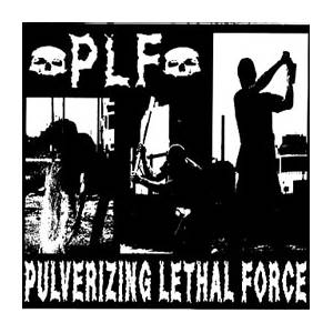 Pretty Little Flower: Pulverizing Lethal Force - Cover