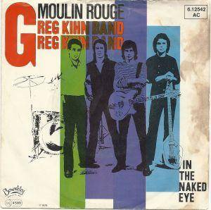 Cover - Greg Kihn Band: Moulin Rouge