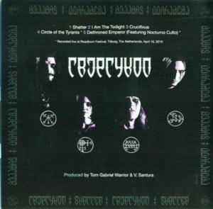 Triptykon: Shatter - Eparistera Daimones Accompanied (Mini-CD / EP) - Bild 3