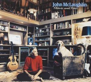 John McLaughlin: Thieves And Poets - Cover