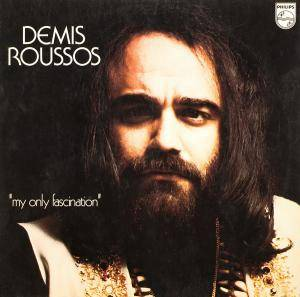 Demis Roussos: My Only Fascination - Cover