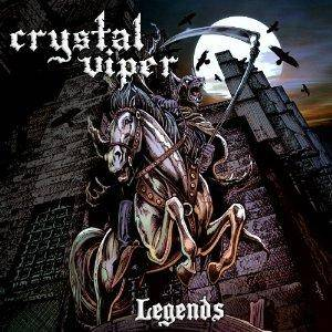 Cover - Crystal Viper: Legends