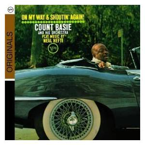 Cover - Count Basie & His Orchestra: On My Way & Shoutin' Again!