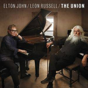 Elton John & Leon Russell: Union, The - Cover