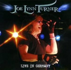 Joe Lynn Turner: Live In Germany - Cover