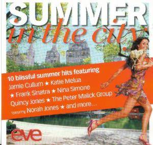 Cover - Juliet Turner: Summer In The City