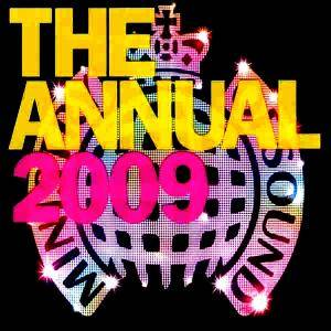 Cover - Ida Corr Vs. Fedde le Grand: Annual 2009, The