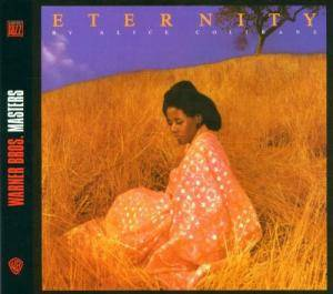 Alice Coltrane: Eternity - Cover
