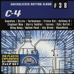 Greensleeves Rhythm Album #38: C-4 - Cover