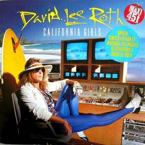 David Lee Roth: California Girls - Cover