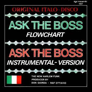 Flowchart: Ask The Boss - Cover