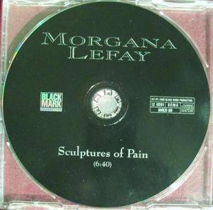 Cover - Morgana Lefay: Sculptures Of Pain