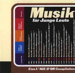 musik f r junge leute 2 cd 1998. Black Bedroom Furniture Sets. Home Design Ideas