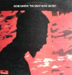 Cover - Richie Havens: Great Blind Degree, The